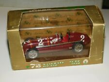 VINTAGE NEVER REMOVED FROM BOX BRUMM 1950 MASERATI HP 350 CAR # 75
