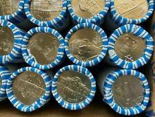 2020 P Roll of Jefferson Nickels Uncirculated!in OBW coin shortage