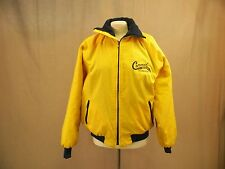 Carmel Auto Contours Coat Collision Repair Men's Yellow Size Large