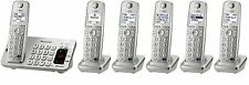 Panasonic KX-TGE270S + 5 Handsets DECT 6.0 Plus Bluetooth Cordless Phone System