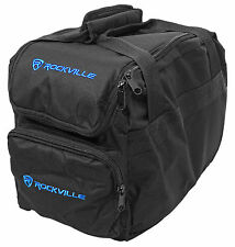 Rockville RLB70 Lighting Bag For (4) Chauvet or ADJ Slim Par Lights+Controller