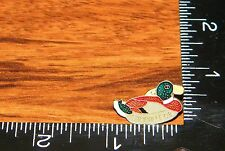 Town Of Sackville New Brunswick Duck Pin / Lapel / Hat Pin / Brooch! (PIN ONLY)