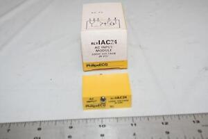 ECG RLYIAC24 AC Input Module Logic Voltage 24VDC I/O Module RIM-IAC24 New