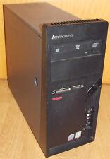 IBM M57 PC Computer Intel Core 2 Duo E7600 2x 3,06 GHz 4GB 250GB DVD+/-RW Win 10