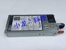1pcs For R520 R620 T620 R720 Server power supply 750W D750E-S1 5NF18