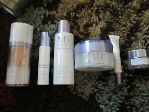 NEW Meaningful Beauty Anti Aging Daily Skincare System, 6 Piece/Travel Size Kit