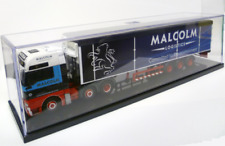 4 X Trumpeter 09809 Display Case Suitable for 1 50 Scale Corgi Trucks for Code 3