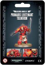 Warhammer 40k Blood Angel Primaris Lieutenant Tolmeron Games Workshop