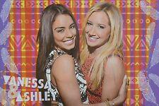 VANESSA HUDGENS & ASHLEY TISDALE - A3 Poster (ca. 42 x 28 cm) - Clippings NEU