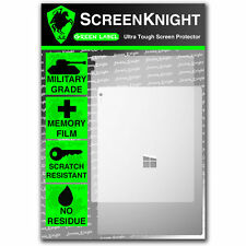 ScreenKnight Microsoft Surface Book (2016) BACK PROTECTOR invisible Shield