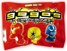 GoGo Crazy Bones Series 1 ~ Red Packets ~ Free Bag(s) With 10 or More!