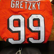 Wayne Gretzky signed autograph all star jersey GA COA 2ecd3690b