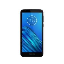 Moto E6 Unlocked Smartphone 16GB Starry Black - All Major Carriers XT2005-5