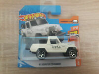 1967 Jeepster Commando Hot Wheels 1:64 Scale Diecast Truck *UNOPENED*