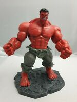 Diamond Select Toys Special Collectors Editon Marvel 25cm Actionfigur: Red Hulk
