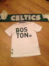 Adidas Boston Celtics T Shirt. Plus Celtics Scarf.