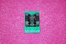 SSOP8 TO DIP8 TSSOP8 IC Test Socket Programming Adapter 0.65mm Pitch A390