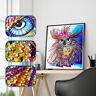 5D special shaped diamond painting owl needlework mosaic diamond embroidery DP
