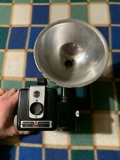 Vintage Kodak Brownie Hawkeye Camera Flash Model & Flash Holder
