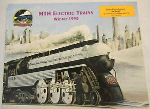 MTH Winter 1995 Catalog