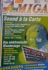 Amiga - Das Computermagazin 09/97 1997 (Sound a al Carte)