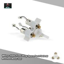 Wltoys RC Aircraft Spare Part F949-06 Brushed Motor Set for RC Fixed Wing Z9E8