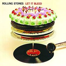 Let It Bleed - Rolling Stones The CD Sealed ! New !