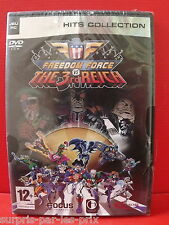 Freedom force the 3rd reich-pc game-new in blister