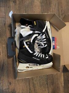 Bauer 140 ice skates size 8.5 (Basically Brand New)