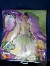 Rubies Disney Fairies Deluxe Tinker Bell Costume