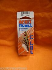 "REBEL Pop-R (1/4oz) (2-1/2"") Topwater Lure #P60OB Ol'Bass"