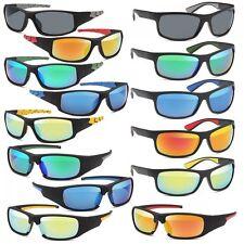 Verspiegelte Herren-Sonnenbrillen aus Kunststoff mit 100% UV 400-Pilot