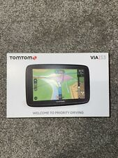 TomTom VIA 53 Sat Nav, With original Packaging and windscreen mount