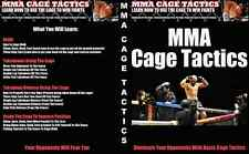 MMA Training DVD - MMA Cage Tactics, Learn Takedowns, Defense, and more!