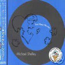 MICHAEL SHELLEY - TOO MANY MOVIES - Japan CD+4BONUS-NEW