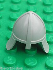 Casques LEGO castle minifig OldGray helmet 3844 / 6075 375 677 6077 6083 383