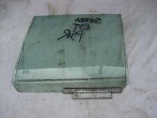 ventanilla trasera N / IZQUIERDO de FORD SIERRA 2.0 Ghia Estate 1992
