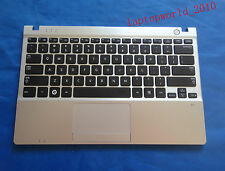 New!! Samsung NP350U2A NP350U2B Keyboard with palmrest/touchpad/topcase