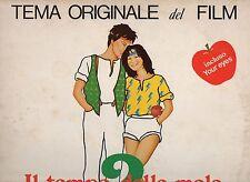 IL TEMPO DELLE MELE 2 disco LP  MADE in ITALY OST colonna sonora VLADIMIR COSMA