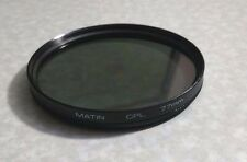 77mm CPL PL-CIR Filter For Nikon 80-200mm f/2.8 D Lens Circular Polarizing