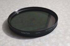 77mm CPL PL-CIR Filter For Nikon 80-200mm f/2.8 D Lens Circular Polarizing