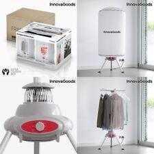 Secadora de Ropa Portátil 1000 W, Temperatura máxima 70ºC, Bajo consumo
