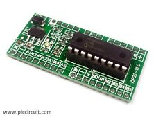 iCP22 iBoard Tiny x18 (Microchip 18pin PIC16F628A IO Development Board)