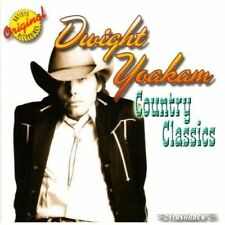 DWIGHT YOAKAM Country Classics CD BRAND NEW