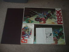 1975 RISK Board Game World Conquest Complete in Original Box Parker Brothers