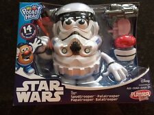 Playskool Mr. Potato Head Spudtrooper Star Wars Kids Toy Set Kit Building New