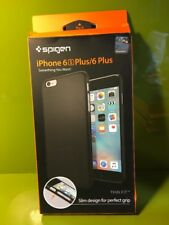 Spigen Slim Thin Fit Case for iPhone 6 Plus / 6S Plus - Black/White/Clear/Rose