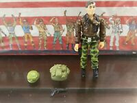 GI Joe Hawk 100% complete Cobra GI Joe Commander 1986 ARAH Figure