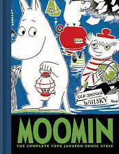 NEW Moomin: The Complete Tove Jansson Comic Strip - Book Three (Bk. 3)