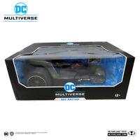 DC MULTIVERSE DARK NIGHTS: METAL BAT-RAPTOR 30CM VEHICLE MCFARLANE TOYS